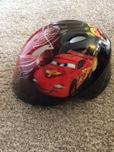 McQueen Cars Toddler Helmet in Camp Pendleton, California