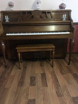 Kawai Upright Piano w/ bench in Lockport, Illinois