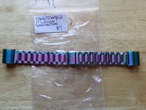 Fitbit charge 2 multicolor stainless steel band in Fort Campbell, Kentucky