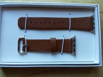 Apple Watch band 38mm brown leather in Fort Campbell, Kentucky