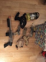 Reduced!!!   airsoft guns with holsters & bb's in Fort Campbell, Kentucky