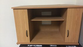 small tv stand/ entertainment center in Lawton, Oklahoma