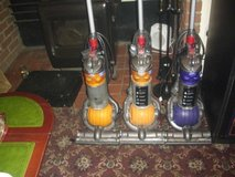 3 dyson dc24 ball hoover in Lakenheath, UK
