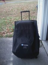 Massage chair with bag( Earthlite) in Norfolk, Virginia