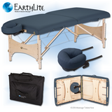 Earthlite massage table with bag in Norfolk, Virginia