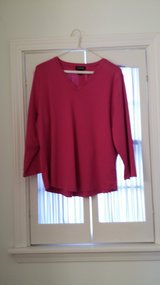 Long Sleeve - August Max - Pink - Top in Westmont, Illinois