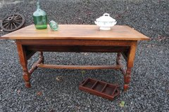 rustic bread baking table  - country house dining table in Ramstein, Germany