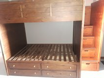 Bunk bed in Oswego, Illinois
