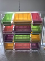 Storage bin for girls in Bolingbrook, Illinois