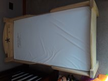 Toddler bed and mattress in Oswego, Illinois
