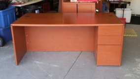 Used HON Office Desk (Org. Cost $1426) in Joliet, Illinois