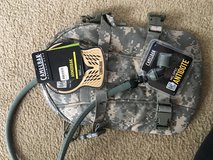 ACU camelbak brand new with tags in Fort Benning, Georgia
