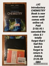 Introductory CHEMISTRY in Plainfield, Illinois