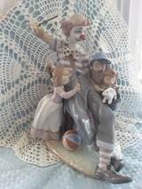"Lladro #5771 ""The Magic Of Laughter"" in Camp Lejeune, North Carolina"