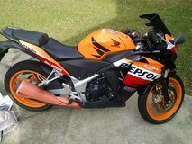 2013 Honda CBR 250 Repsol Edition in Fort Polk, Louisiana