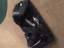 hockey bag with wheels new in Bolingbrook, Illinois