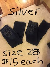 silver . jeans in Bolingbrook, Illinois