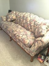 Sofa & matching chair and ottoman in Leesville, Louisiana
