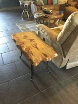 Live Edge Table in Fort Bliss, Texas