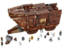 LEGO 75059 Sandcrawler in Camp Lejeune, North Carolina