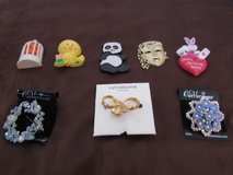 Pins or broaches in Plainfield, Illinois