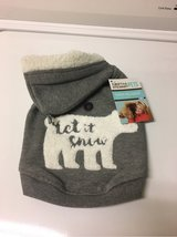 Martha Stewart puppy hoodie size small in Alamogordo, New Mexico
