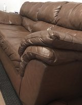 leather couch in Stuttgart, GE