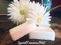 Goatsmilk Bar Soap scented with essential oils in Lawton, Oklahoma