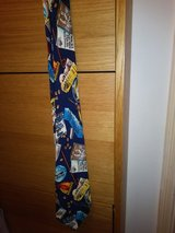 Travel themed Tie in The Woodlands, Texas