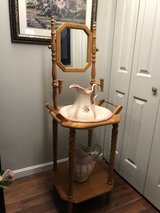 2 Pictures 1 Bowl & Stand with Mirror & Candle Holders in Fort Knox, Kentucky