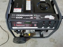 Briggs & Stratton StormResponder 6250-Running-Watt & Utilitech Pro Gen Cord in Camp Lejeune, North Carolina