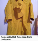 American Girl coat linned size small in Ramstein, Germany