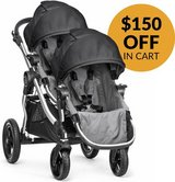 City Select Stroller Single and Double in Joliet, Illinois