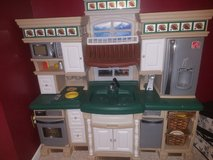 """Kitchen set . Step 2 """"Deluxe """" with accessories in Lockport, Illinois"""