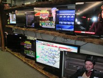 Lots of TV's for sale! in Cherry Point, North Carolina