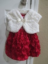 Boutique Baby Dress and Shrug Size 18 months in Kingwood, Texas