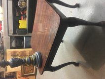End table, lamp in Fort Drum, New York