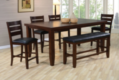 NEW-Table and chairs in Joliet, Illinois
