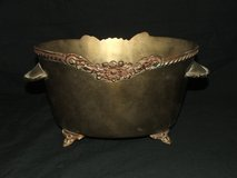 Ornate Brass Champagne/ Wine Ice Bucket or Planter in Naperville, Illinois