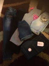 Girls 6-6x clothes lot in Leesville, Louisiana