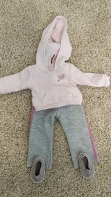 American Girl Doll Workout Outfit in Oswego, Illinois