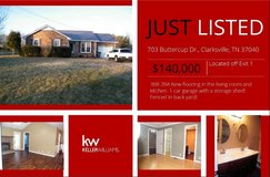 Just listed! in Fort Campbell, Kentucky