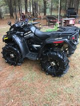 CAN-AM in Fort Polk, Louisiana