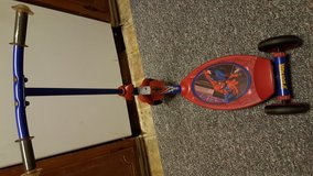 Spider man scooter in Beaufort, South Carolina