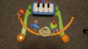 Toddler play with music in Beaufort, South Carolina