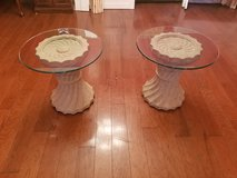 Two Glass End Tables! in Macon, Georgia