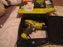 Ryobi variable speed drill in Fort Campbell, Kentucky