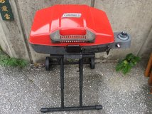 Coleman Portable Gas Grill in Okinawa, Japan