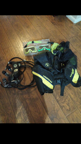 Scuba gear in Baytown, Texas