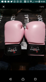 Century boxing gloves in Pasadena, Texas
